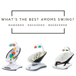 What is the Best 4moms Swing? bounceRoo vs mamaRoo vs rockaRoo