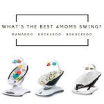 What is the Best 4moms Swing? bounceRoo vs mamaRoo vs rockaRoo