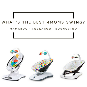 Comparing the 4moms swings