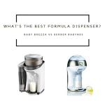 What is the Best Formula Dispenser in 2018? Gerber BabyNes vs Baby Brezza Formula Pro