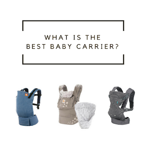 Best Baby Carriers of 2018: LilleBaby vs Tula vs Ergo Baby ...