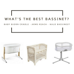 Best Bassinet 2018: Baby Bjorn Cradle vs Halo Bassinest vs Arms Reach
