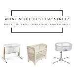 Best Bassinet 2018: Baby Bjorn Cradle vs Halo Bassinest vs Arms Reach