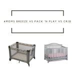 4moms Breeze vs Pack 'N Play vs Crib: Playpen or Crib?