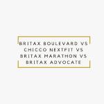 Best Car Seat 2018: Britax Boulevard vs Chicco Nextfit vs Britax Marathon vs Britax Advocate