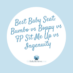 Bumbo vs Boppy vs FP Sit Me Up vs Ingenuity: What is the Best Baby Chair?