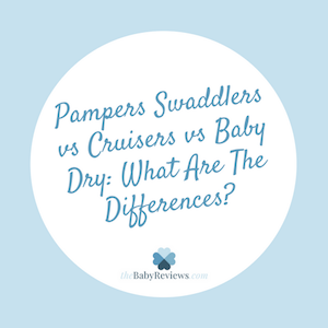 Differences between Pampers Diapers